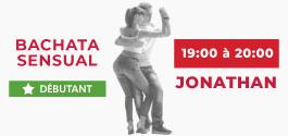 Cours Bachata Sensual Débutant à Draguignan