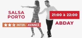 Cours Salsa Portoricaine Intermédiaire, avancé aux Arcs